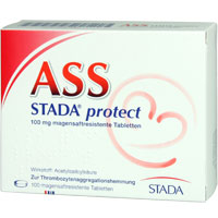 ASS STADA Protect 100 mg magensaftres.Tabletten
