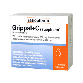 grippal c ratiopharm 10 st arzneimittel datenbank. Black Bedroom Furniture Sets. Home Design Ideas