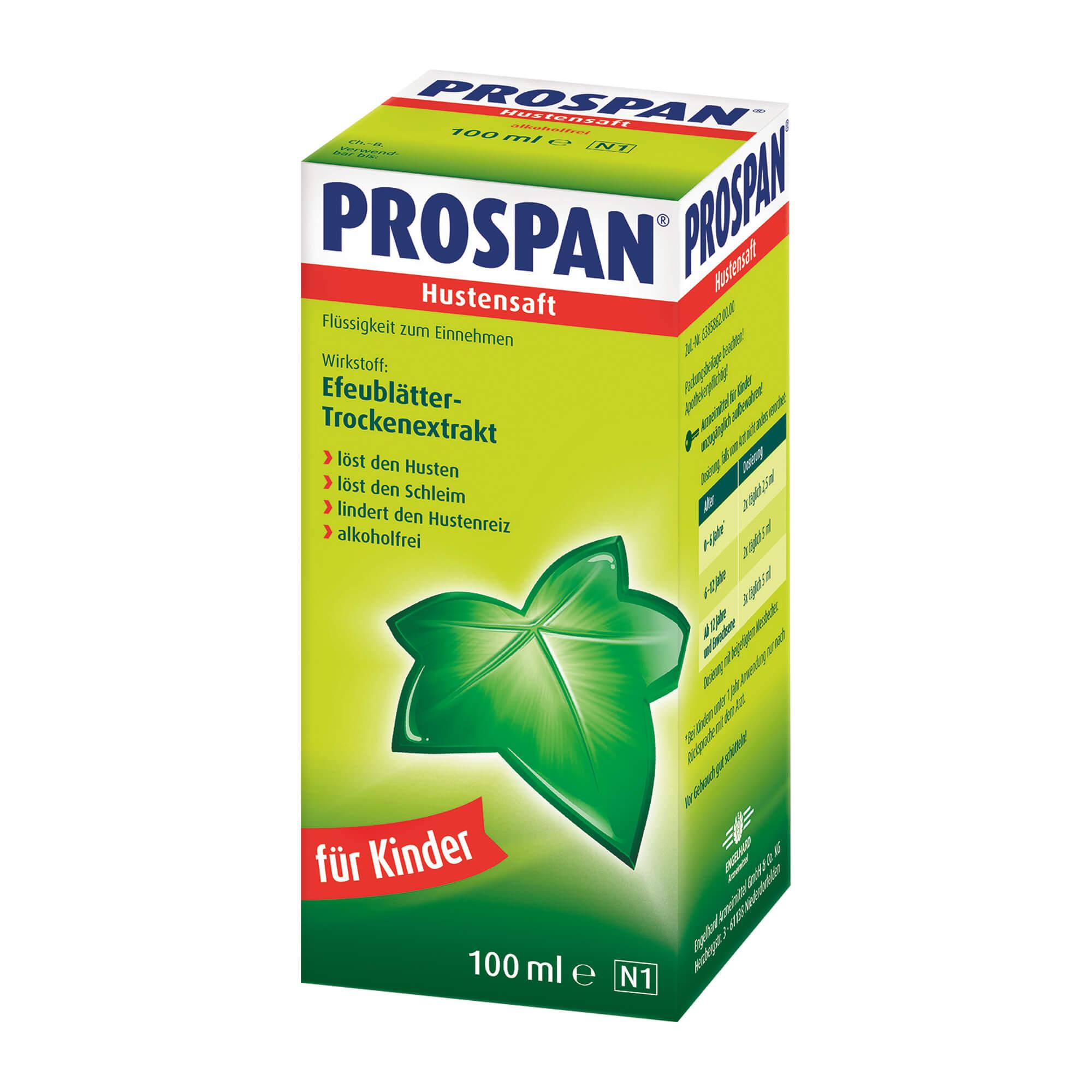 Prospan überdosierung